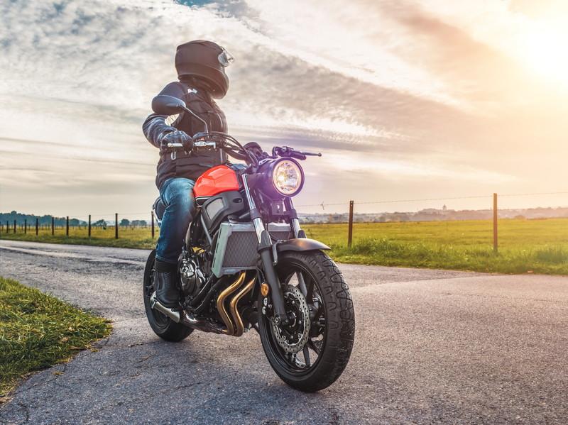 ヨーロッパでは日本製バイクが人気